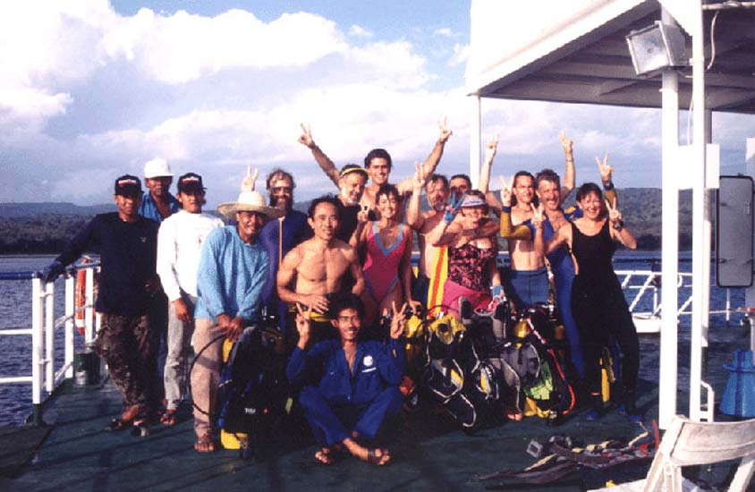 Dive alor dive 22 years and 4 500 dives in alor for Alor group piscine